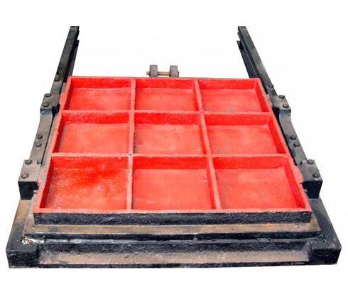 SFZK型方形铸铁闸门